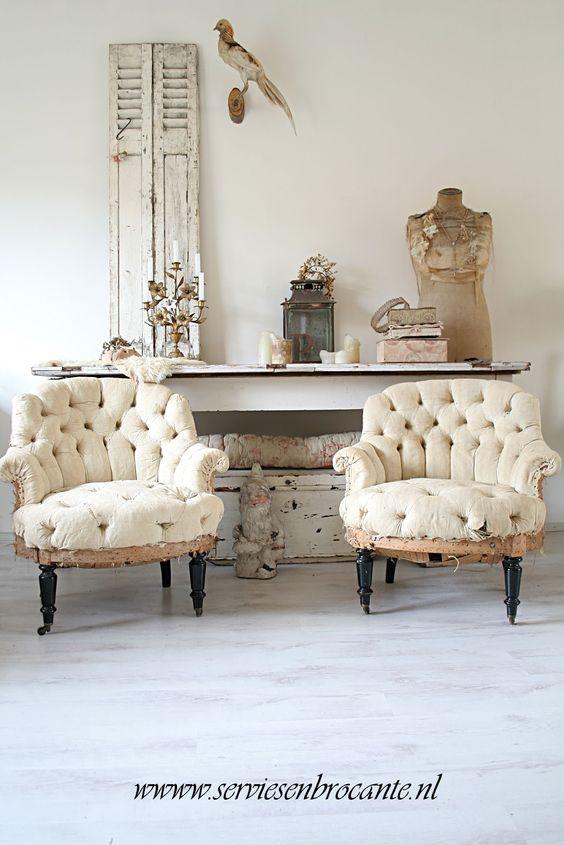 Merveilleux Deconstructed Chair