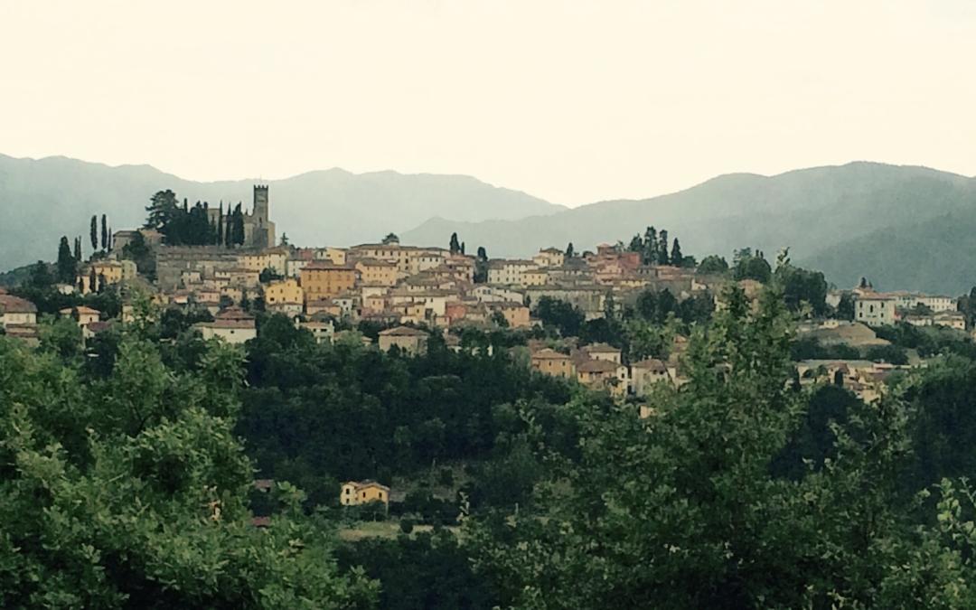 Tuscany, Paris, & Junk Bonanza