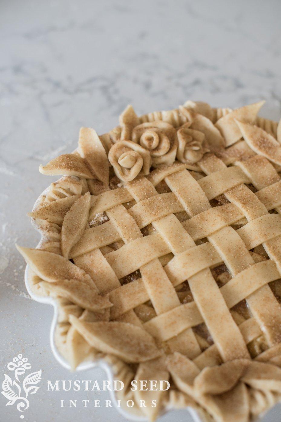 MIss Mustard Seed No-Fail Apple Pie Recipe