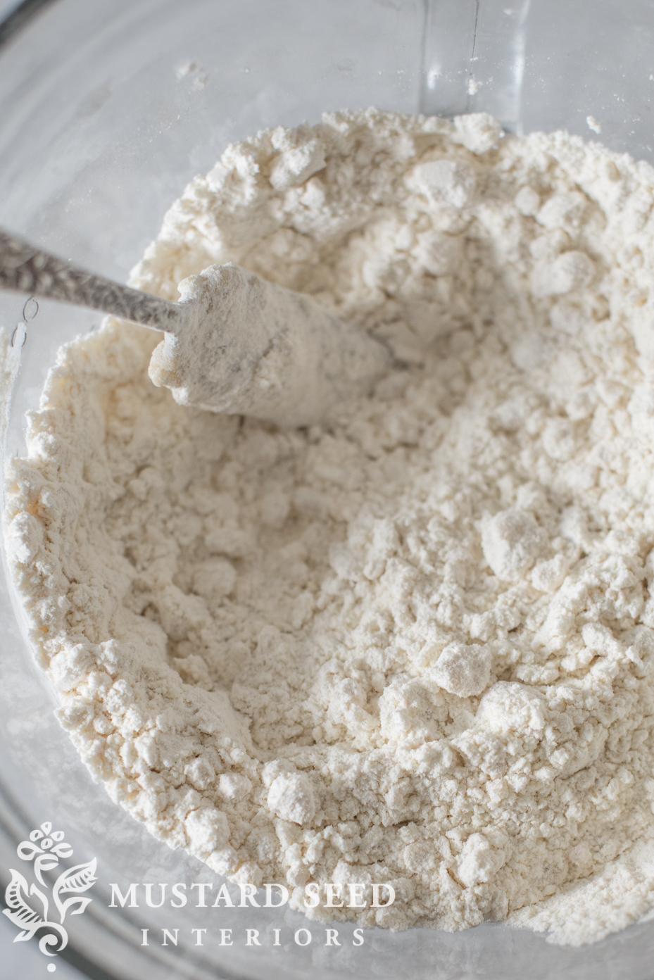 homemade dumpling dough | missmustardseed.com