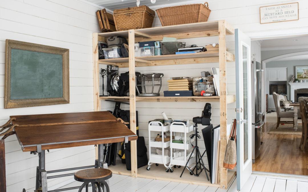 studio closet