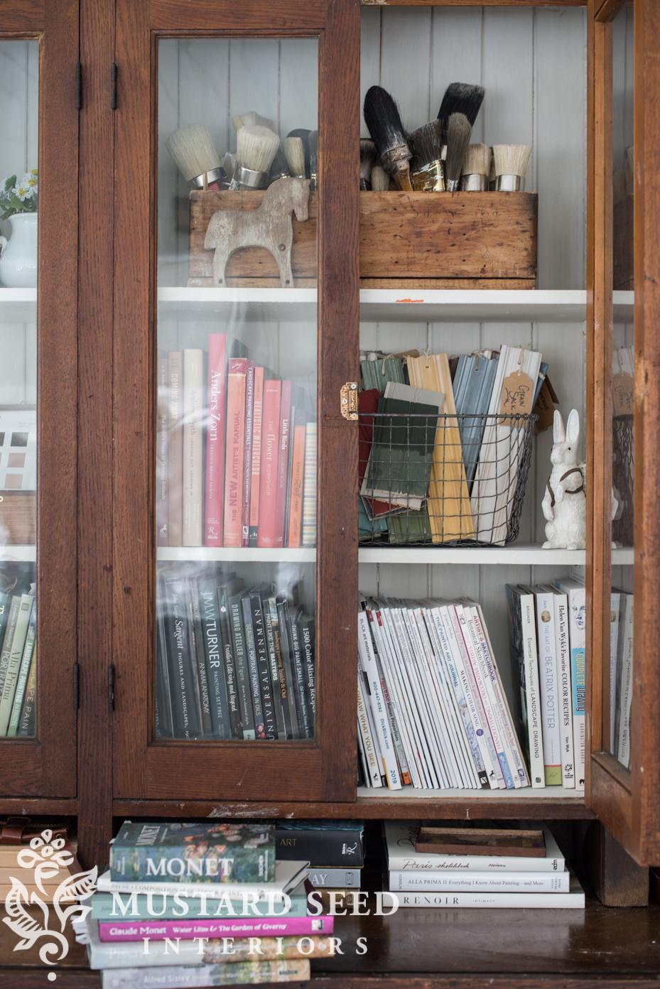 antique store finds & Junk Bonanza 2019 - Miss Mustard Seed