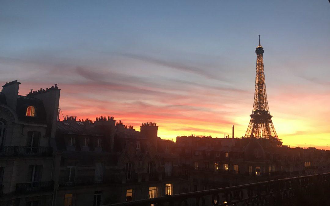 Paris Plans