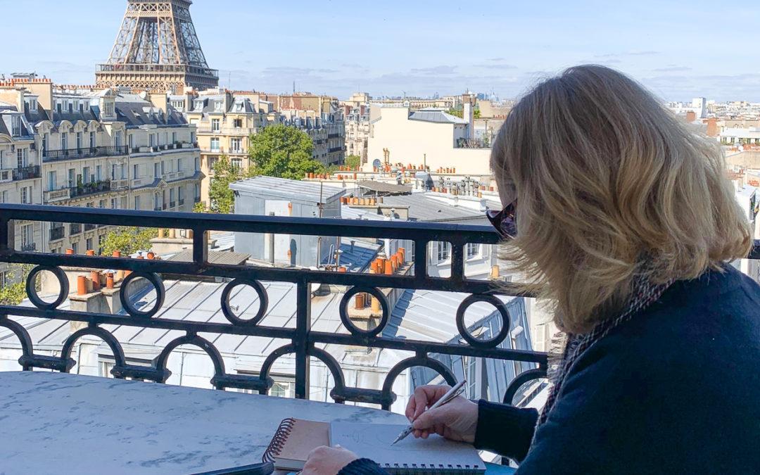 Paris 2019 | Chateau Latour & the Louvre