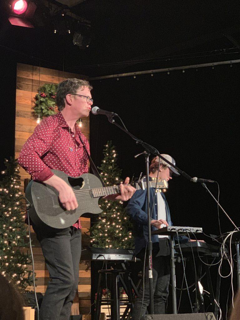 jason gray christmas concert   miss mustard seed