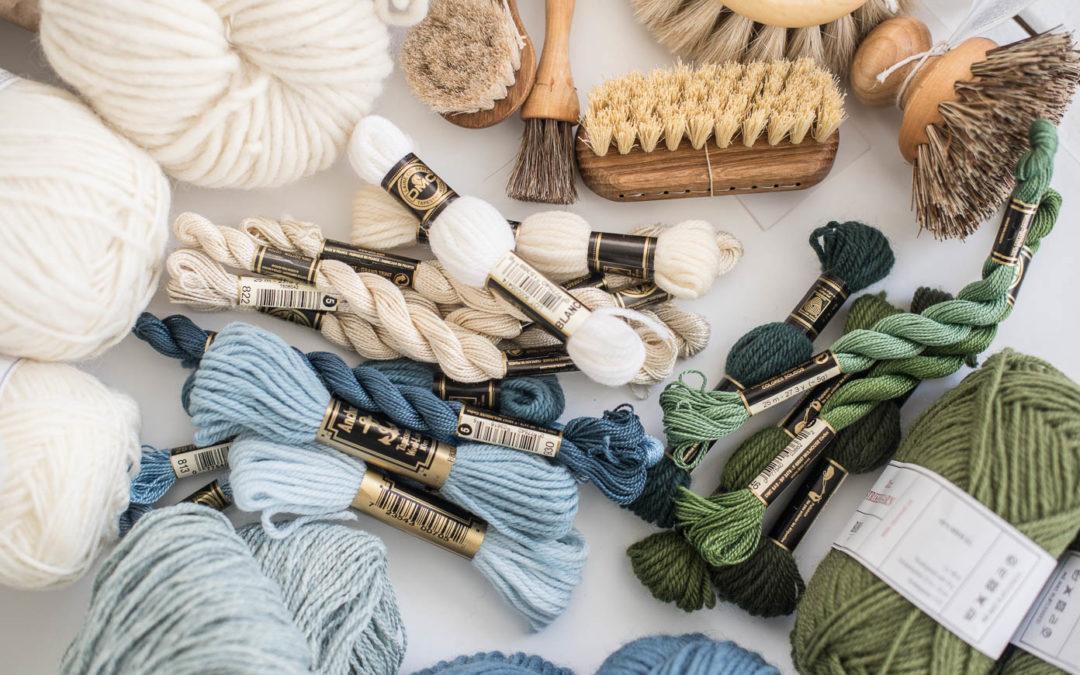 the Scandinavian yarn shop