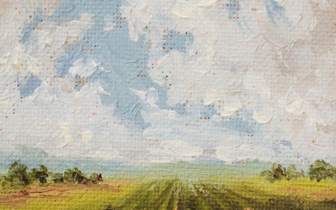 Live Painting Class | Mini Landscape Oil Paintings