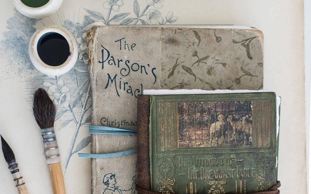 for the love of old books & burning Charlotte Brontë