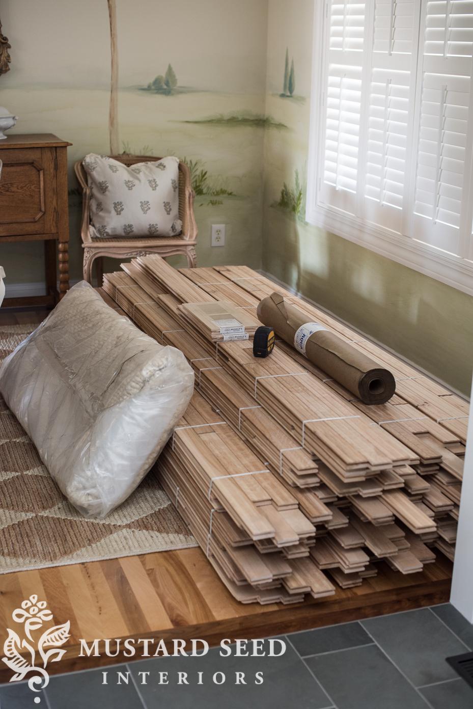 hardwood floors living room miss mustard seed