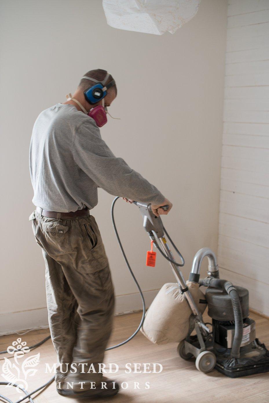 refinishing oak wood floors miss mustard seed
