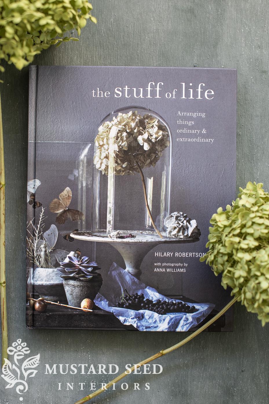 the stuff of life | hillary robertson | miss mustard seed