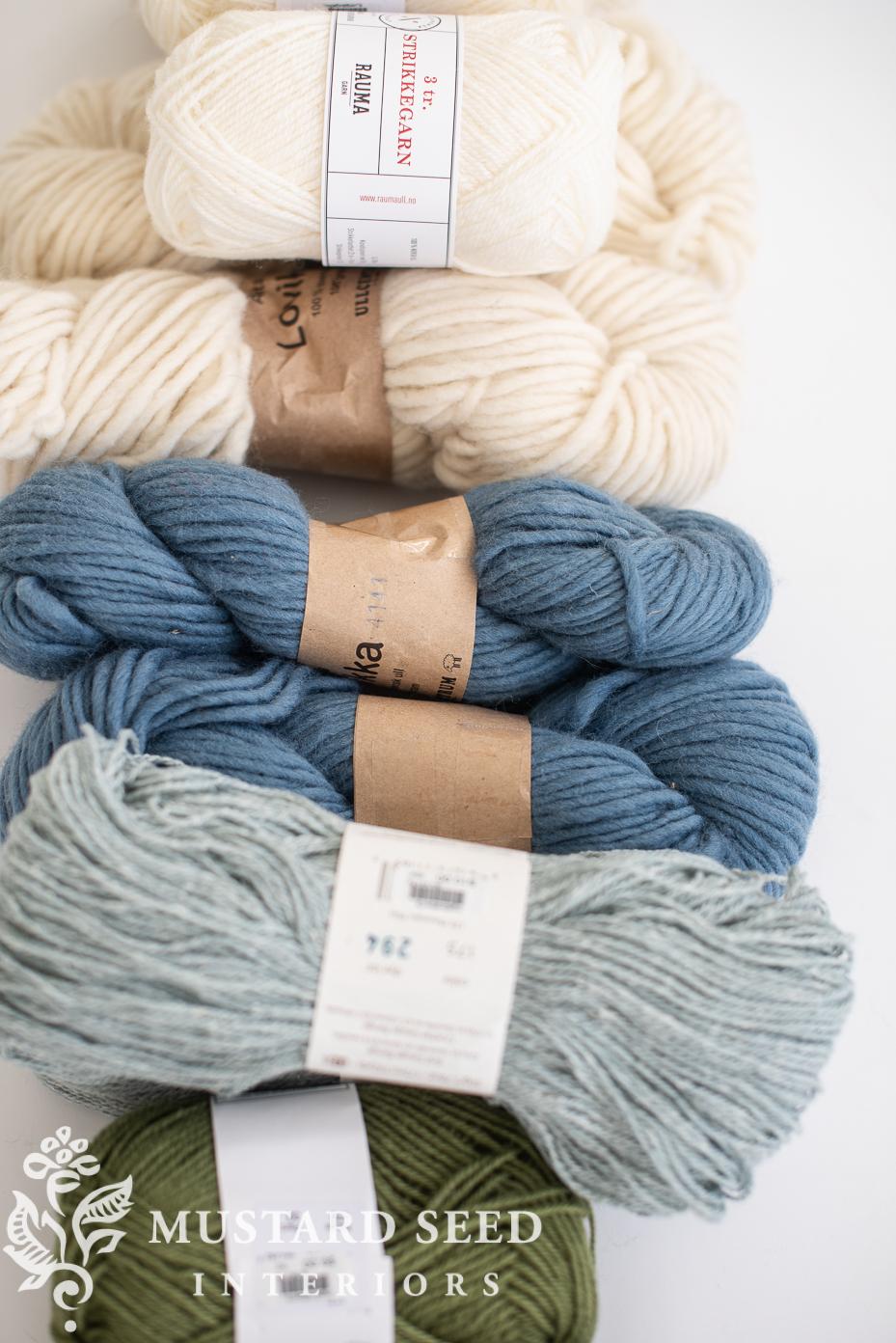 nordic yarn | miss mustard seed