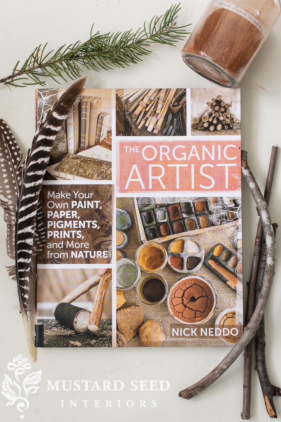 the organic artist | miss mustard seed