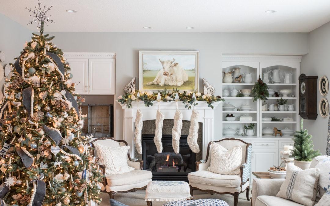 the great Christmas decorating debate