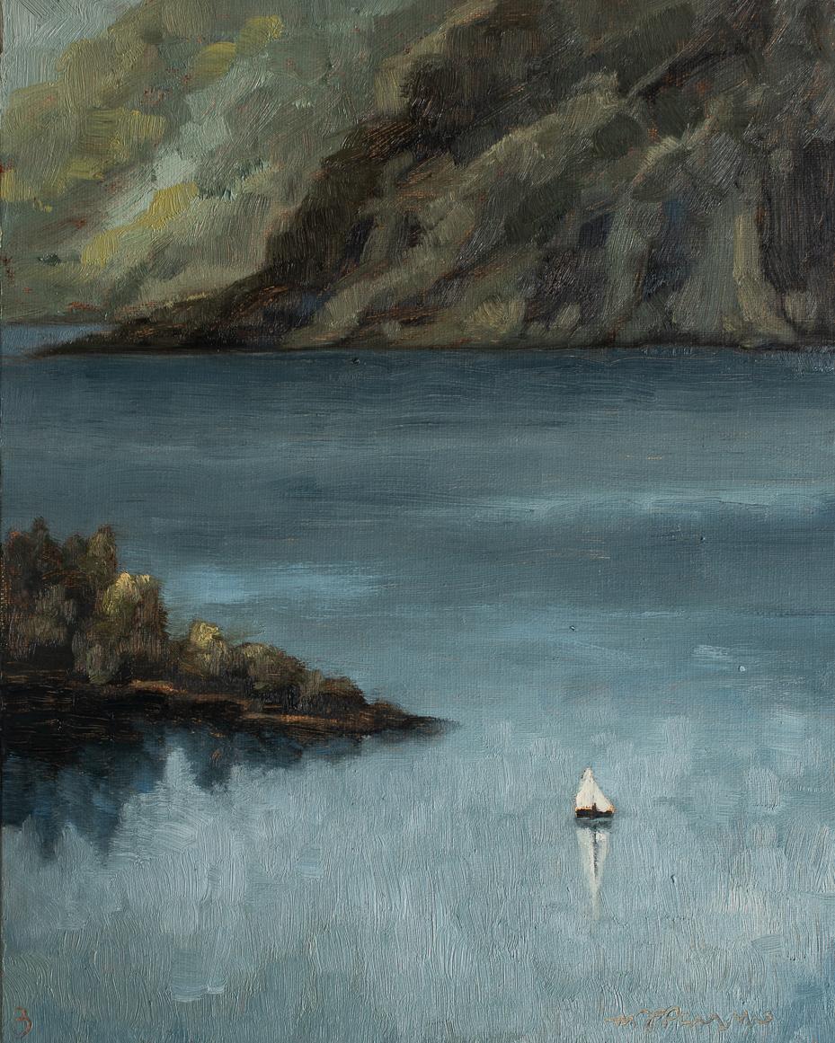 nice view no. 3 | black Friday art sale | Marian Parsons fine art | Miss mustard seed