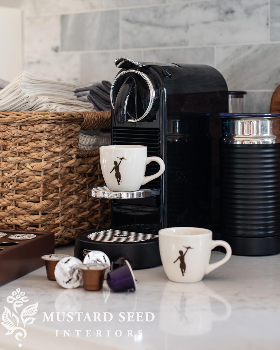 DYI Coffee Stations   missmustardseed.com