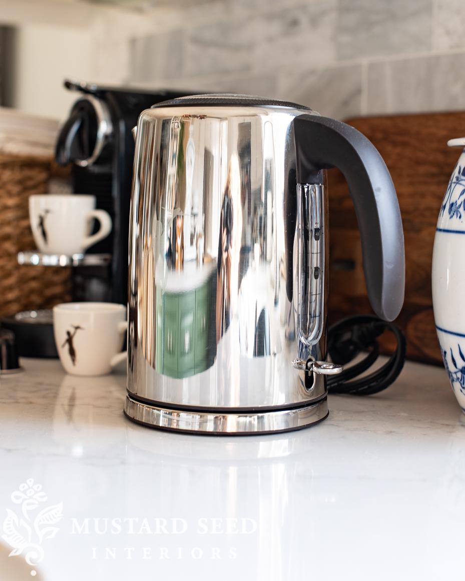 Storyville Water Kettle   Best At Home Coffee   missmustardseed.com