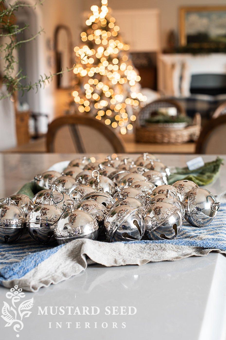 wallace sleigh bells | miss mustard seed