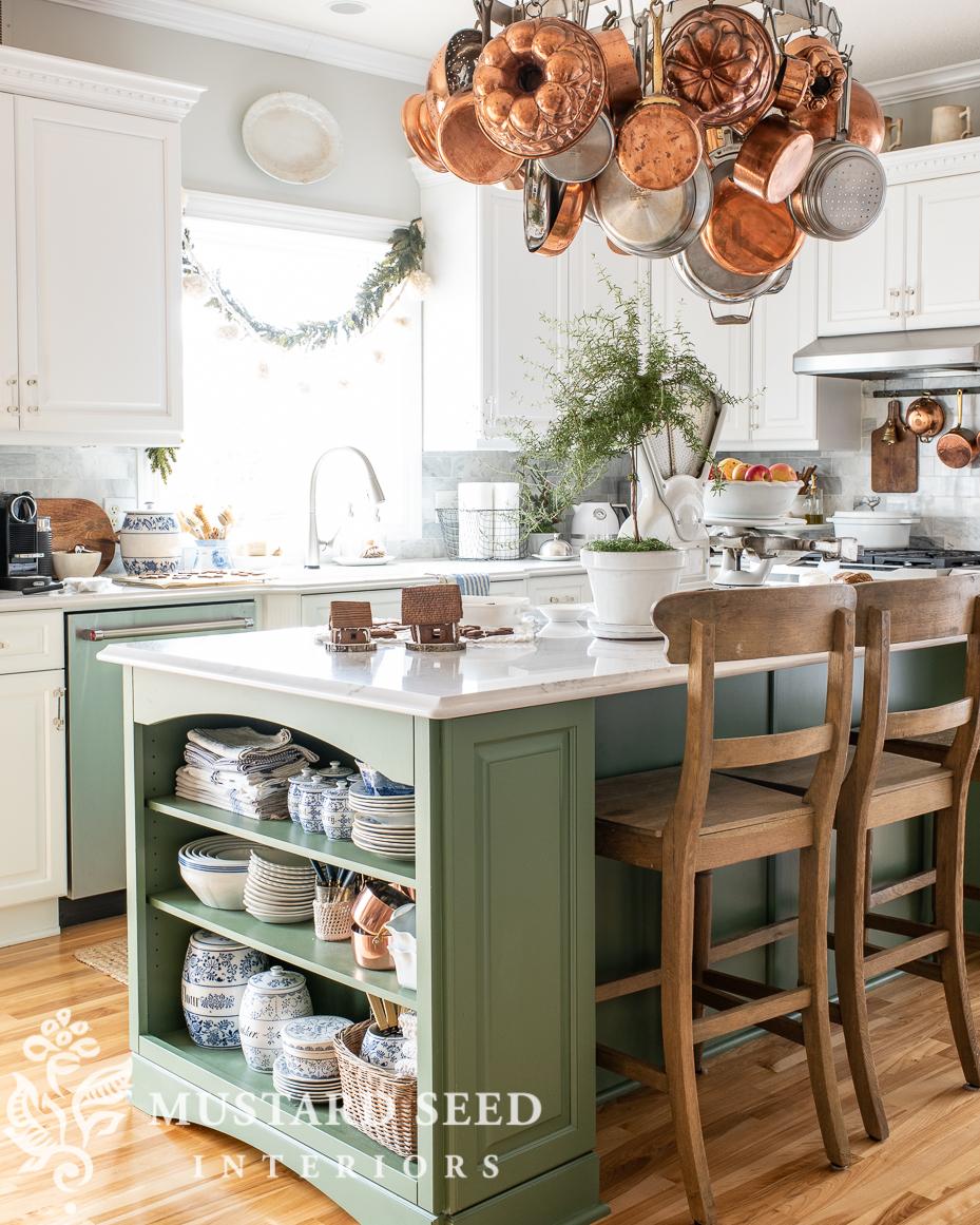 christmas kitchen 2020 | miss mustard seed