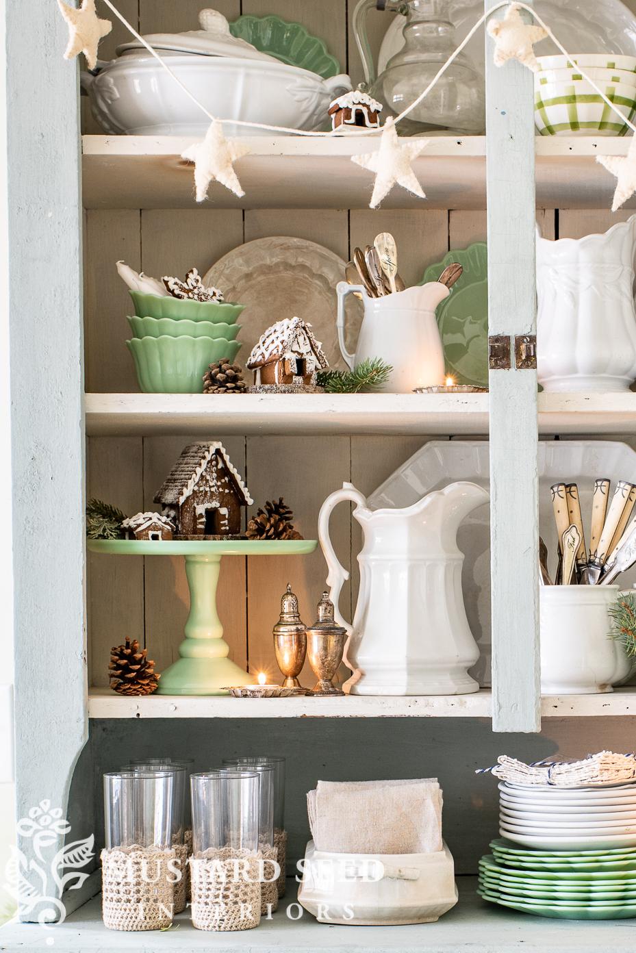 christmas dining room   decorating ideas   miss mustard seed