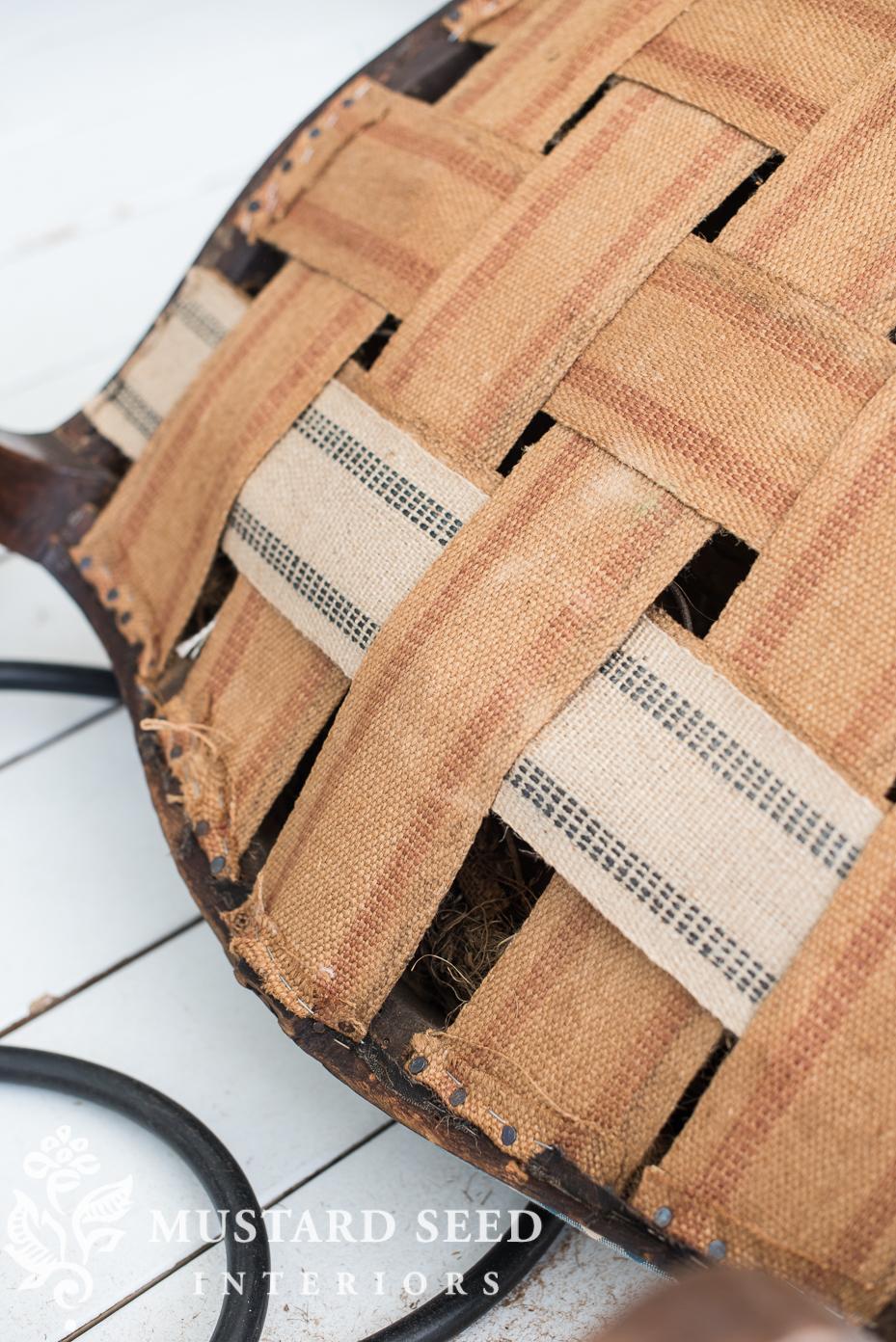 diy beginner upholstery tips | miss mustard seed