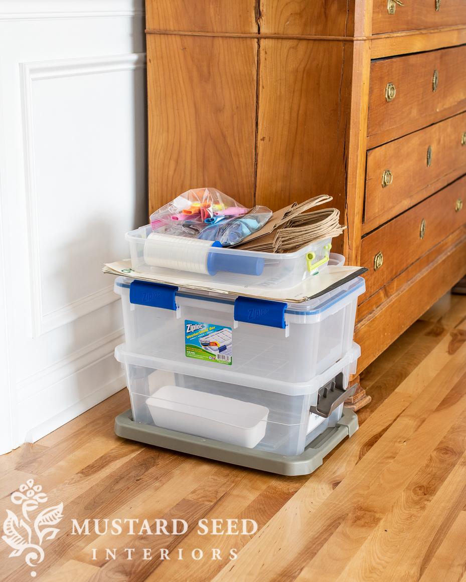 organizing | miss mustard seed