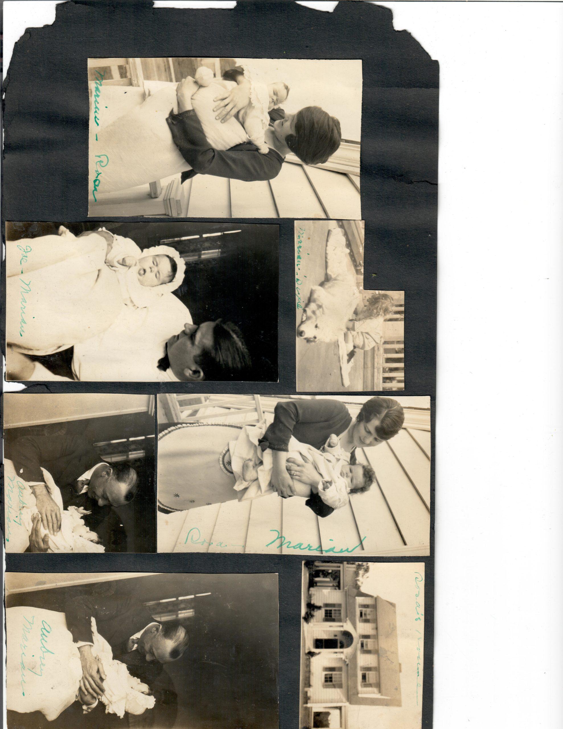 scanning antique photos | miss mustard seed