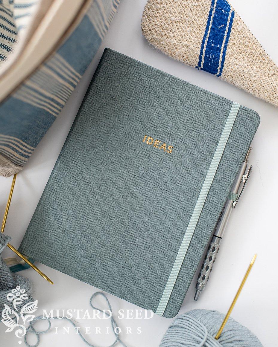 knitting journal | miss mustard seed