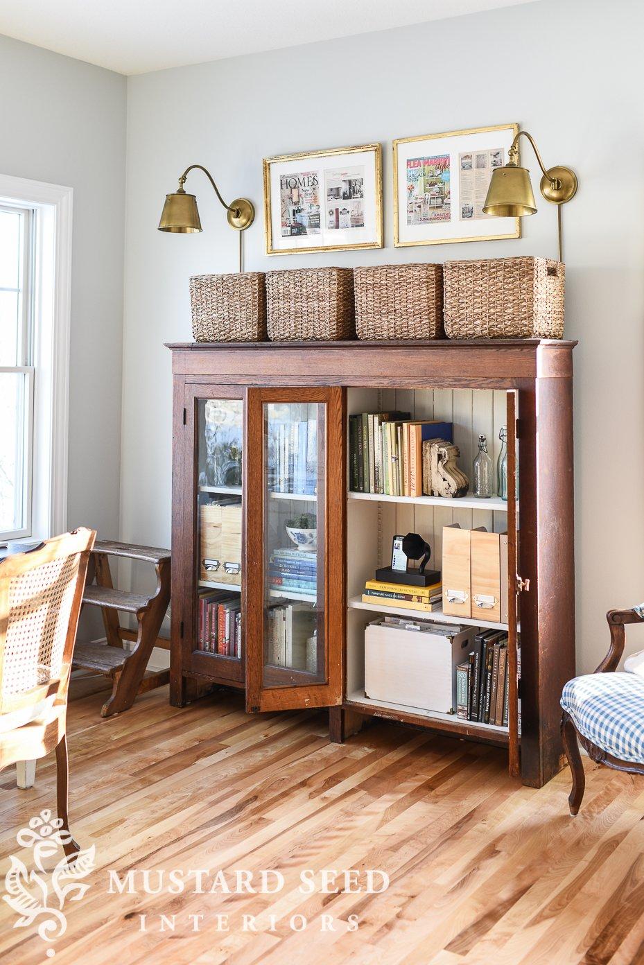 antique furniture   art studio   miss mustard seed
