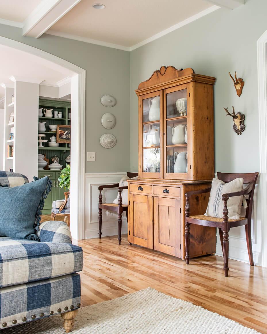living room | feels like home book | miss mustard seed