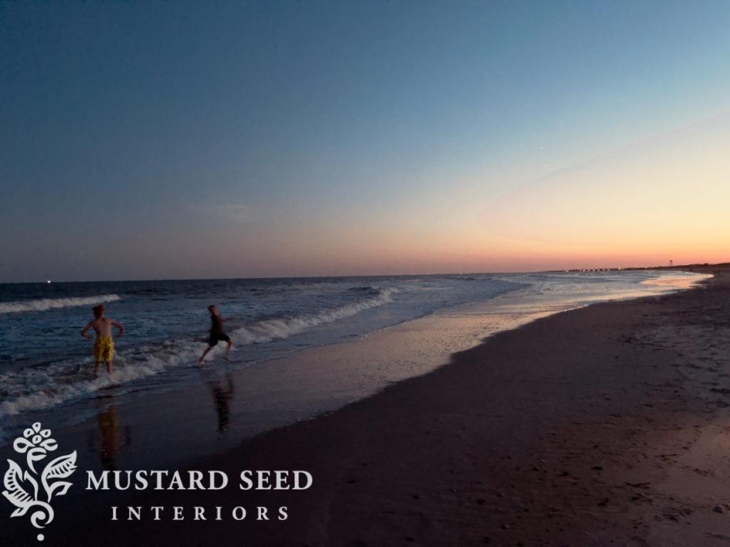 isle of palms | miss mustard seed