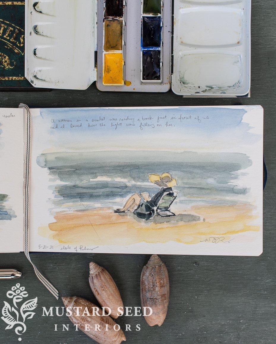 travel journal | Isle of Palms | miss mustard seed