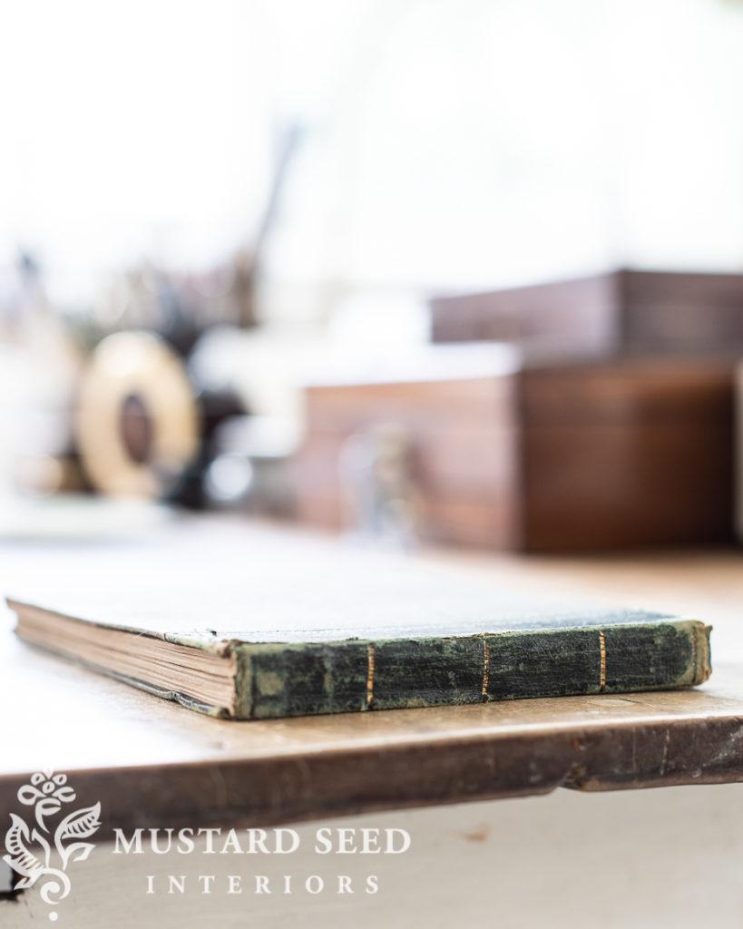 1827 sketchbook of Brooke Foss Westcott | miss mustard seed