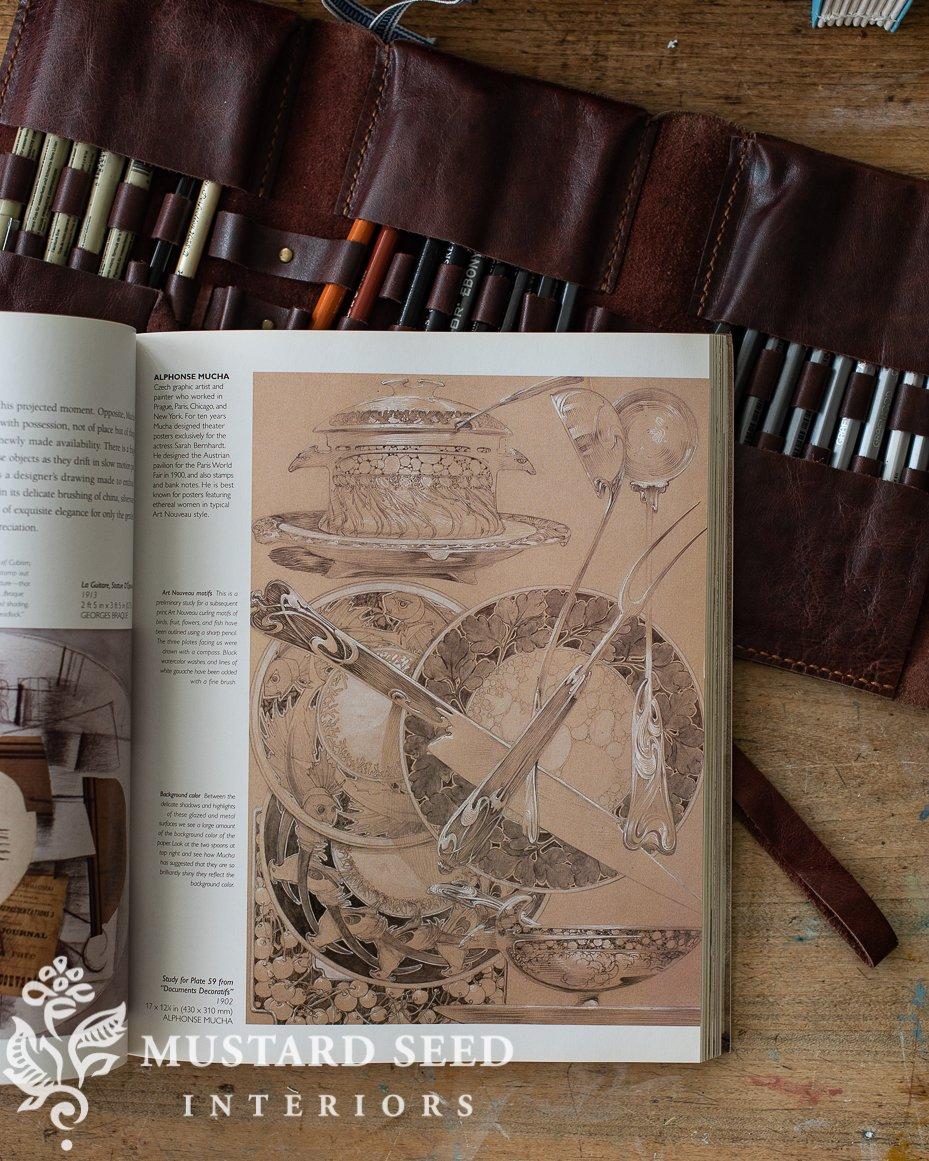 sarah simblet   sketchbook for the artist   july 2021 favorites   miss mustard seed