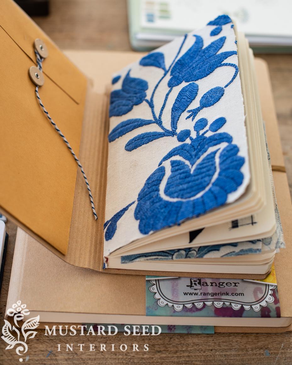 Feels Like Home Book Giveaway   ranger notebook   Miss Mustard Seed   #feelslikehomebook