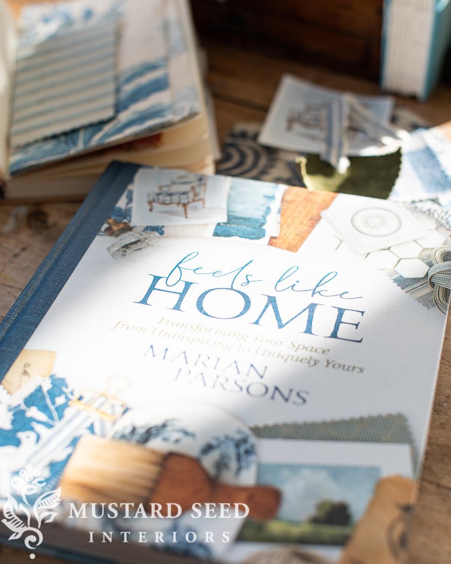 Feels Like Home Book | Miss Mustard Seed | #feelslikehomebook