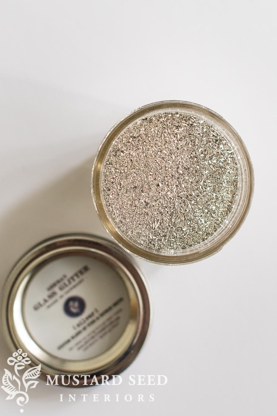 feels like home book | german glass glitter | miss mustard seed
