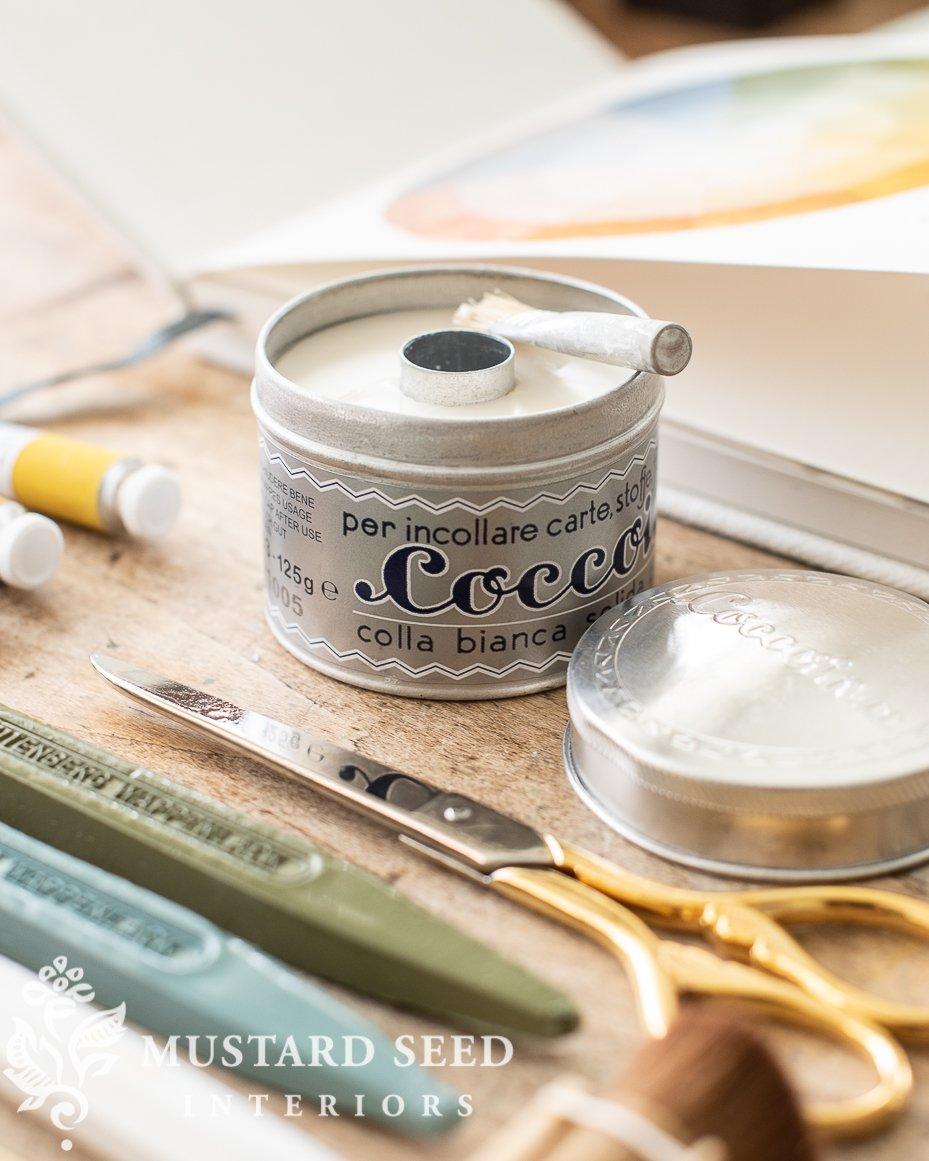 coccoina almond paste | choosing keeping | miss mustard seed