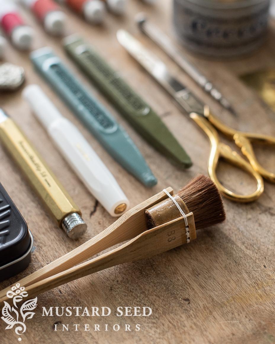 japanese gradation brush | miss mustard seed
