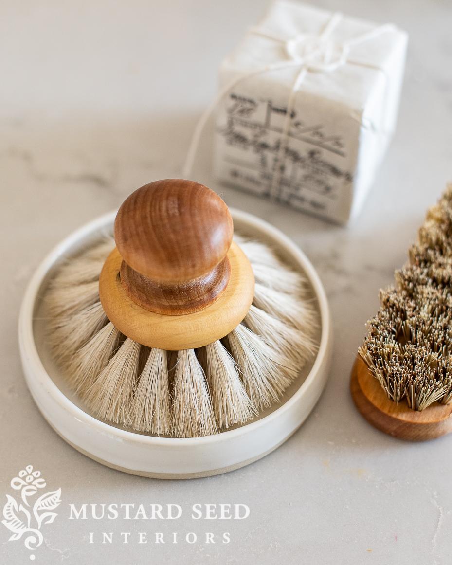 maple house collective | iris hantverk brush | miss mustard seed