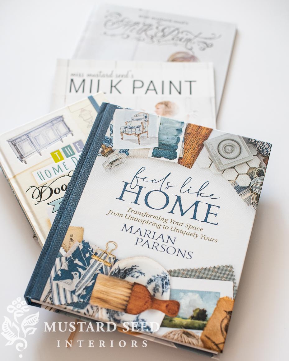 Feels Like Home Book   Miss Mustard Seed   #feelslikehomebook