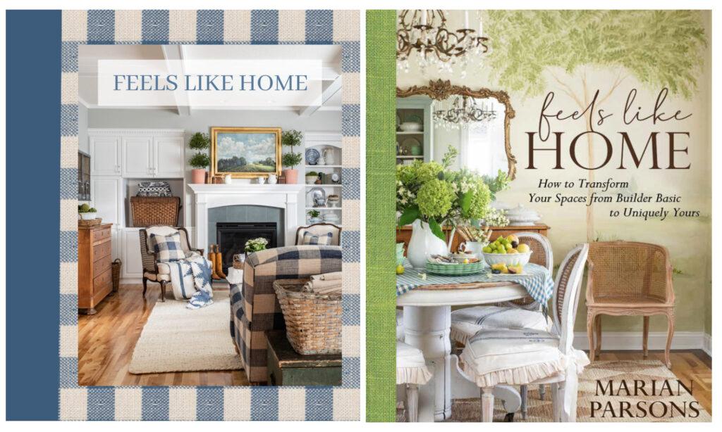 Feels Like Home Book | Cover Mock-ups | Miss Mustard Seed | #feelslikehomebook