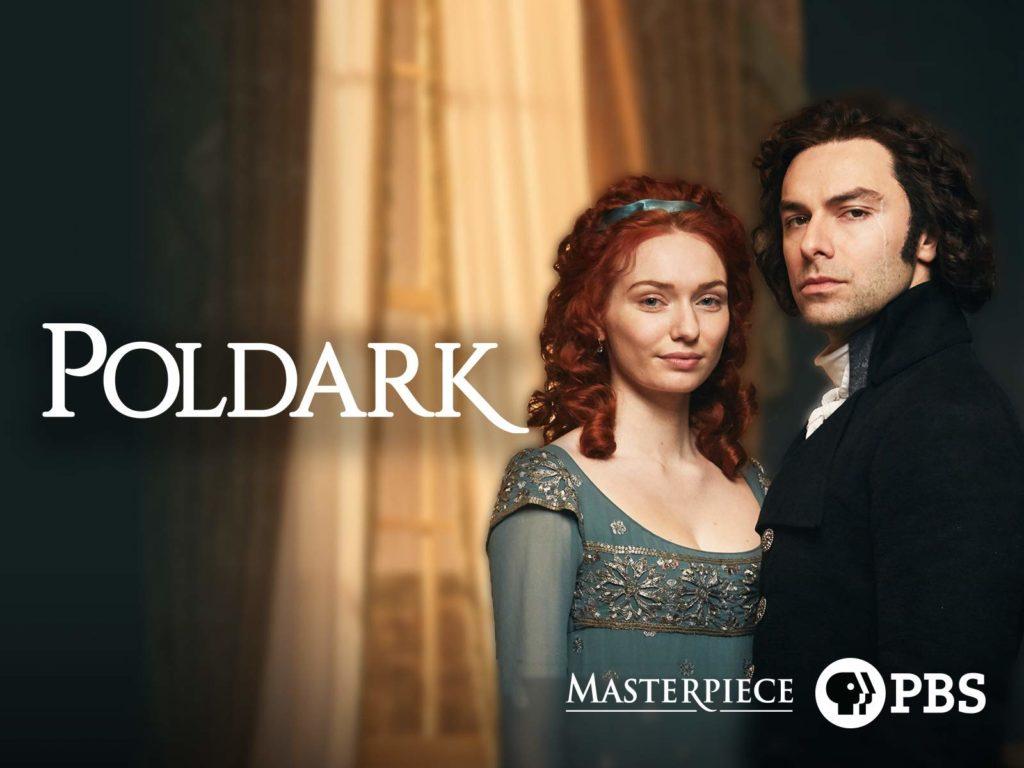 poldark | favorite period drama series | miss mustard seed