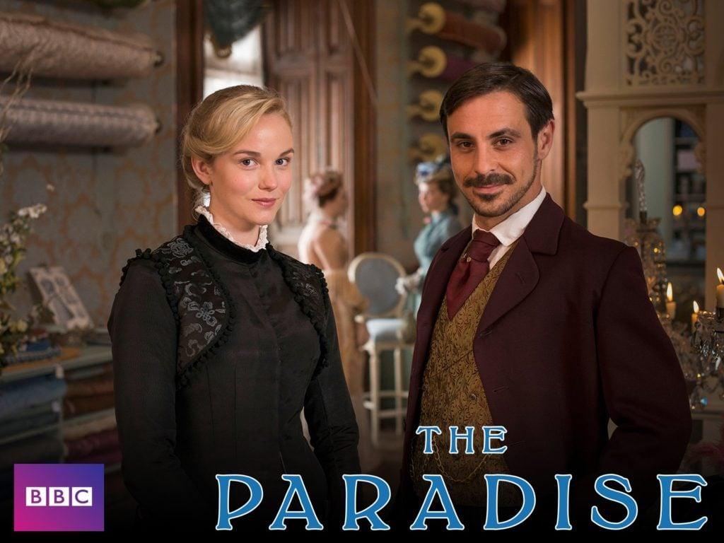 the paradise | favorite period drama series | miss mustard seed
