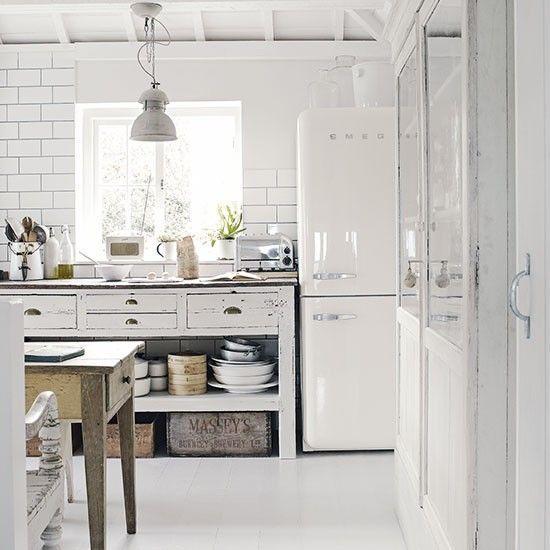 freestanding kitchen - Miss Mustard Seed