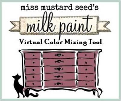 Milk Paint Mixer & Junk Bonanza