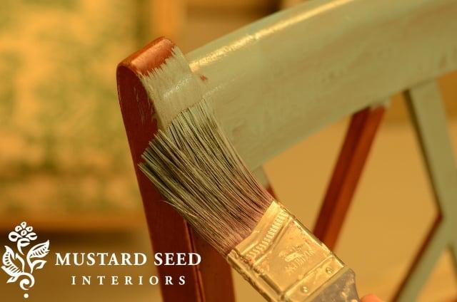 Painted Bar Stool Tutorial – Part 1