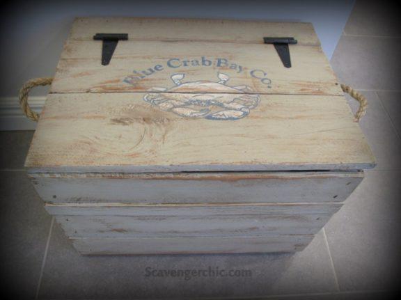 FFF crate