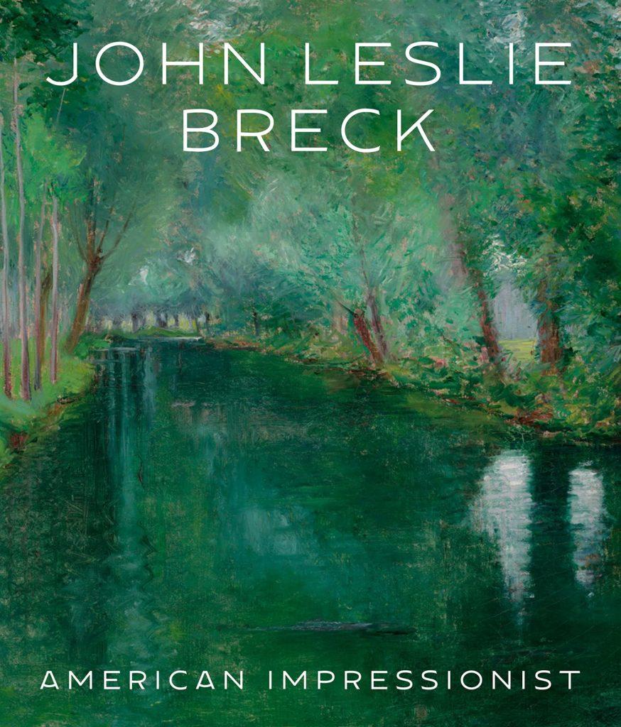 john leslie breck | american impressionist book | miss mustard seed