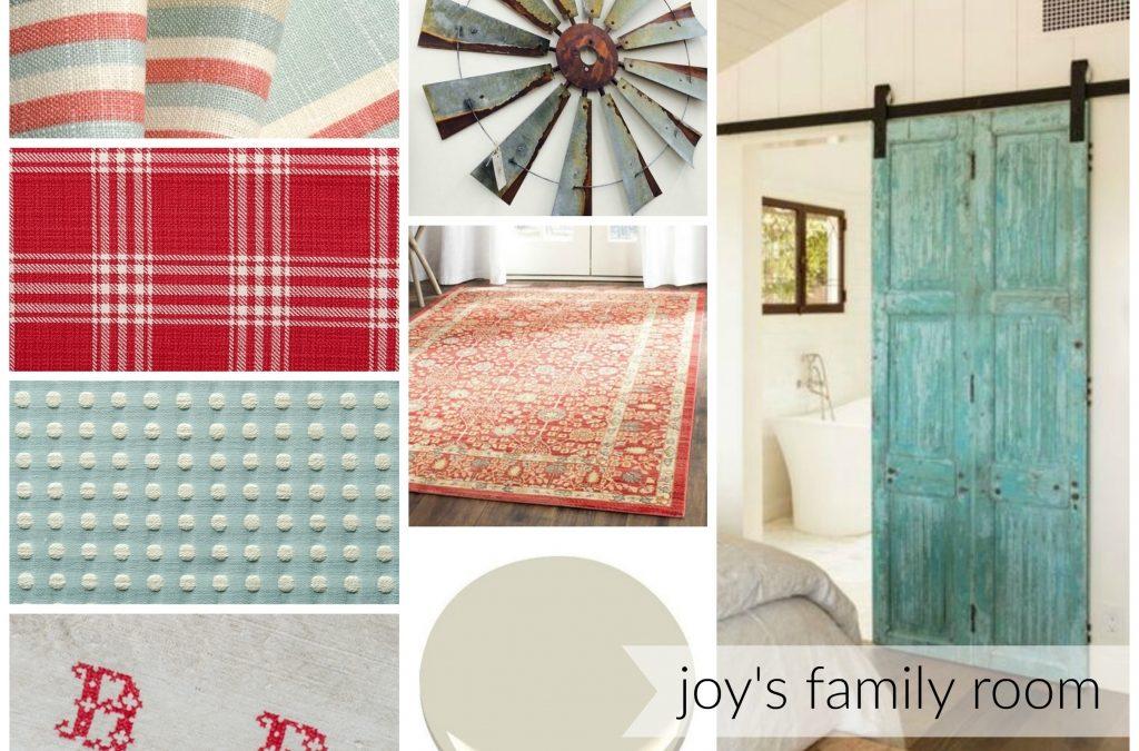 decorating dilemma | joy's family room
